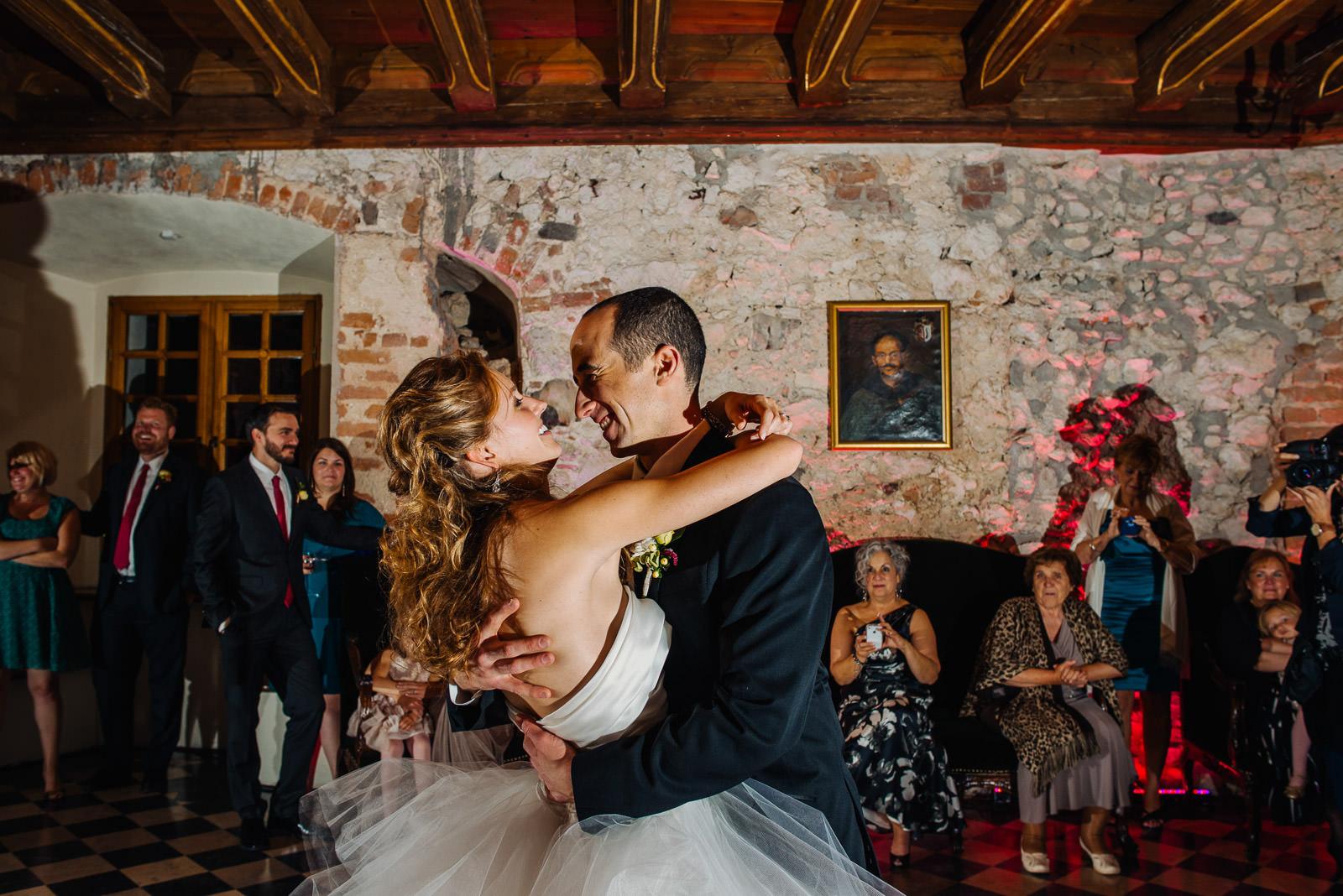 Castle Wedding Photography Korzkiew Poland 105