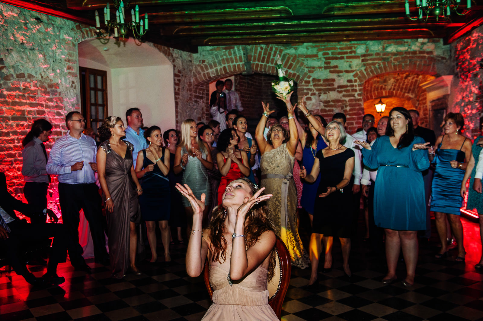 Castle Wedding Photography Korzkiew Poland 111