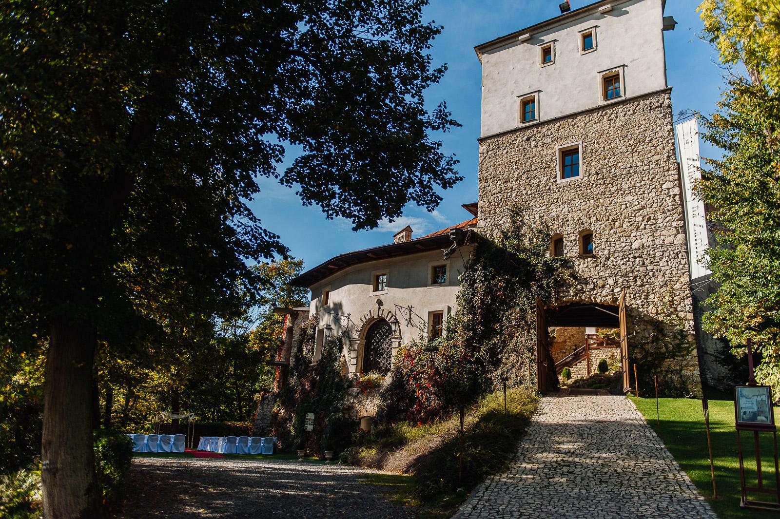 Castle Wedding Photography Korzkiew Poland 2