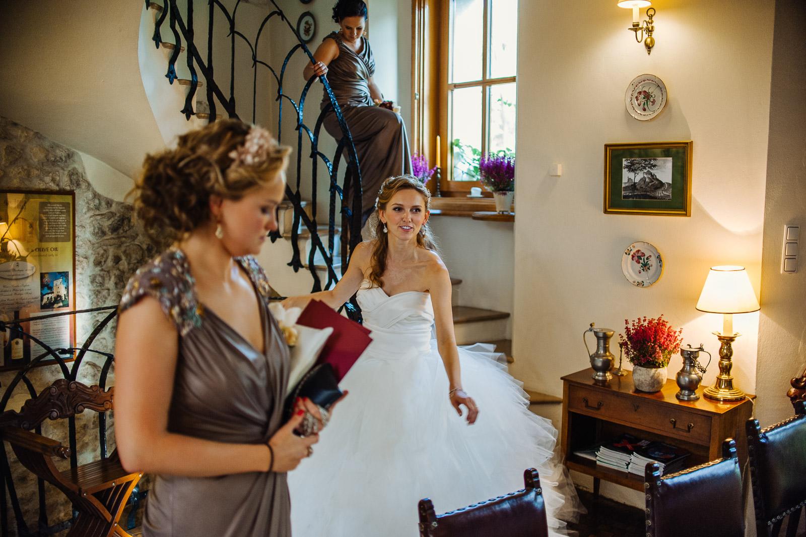 Castle Wedding Photography Korzkiew Poland 22