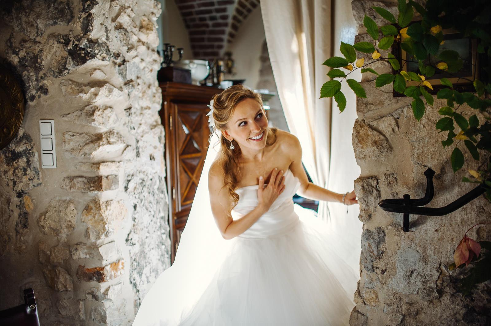 Castle Wedding Photography Korzkiew Poland 36
