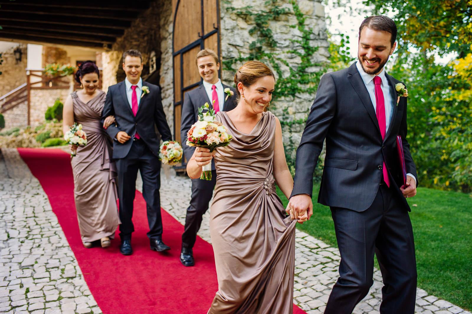 Castle Wedding Photography Korzkiew Poland 37