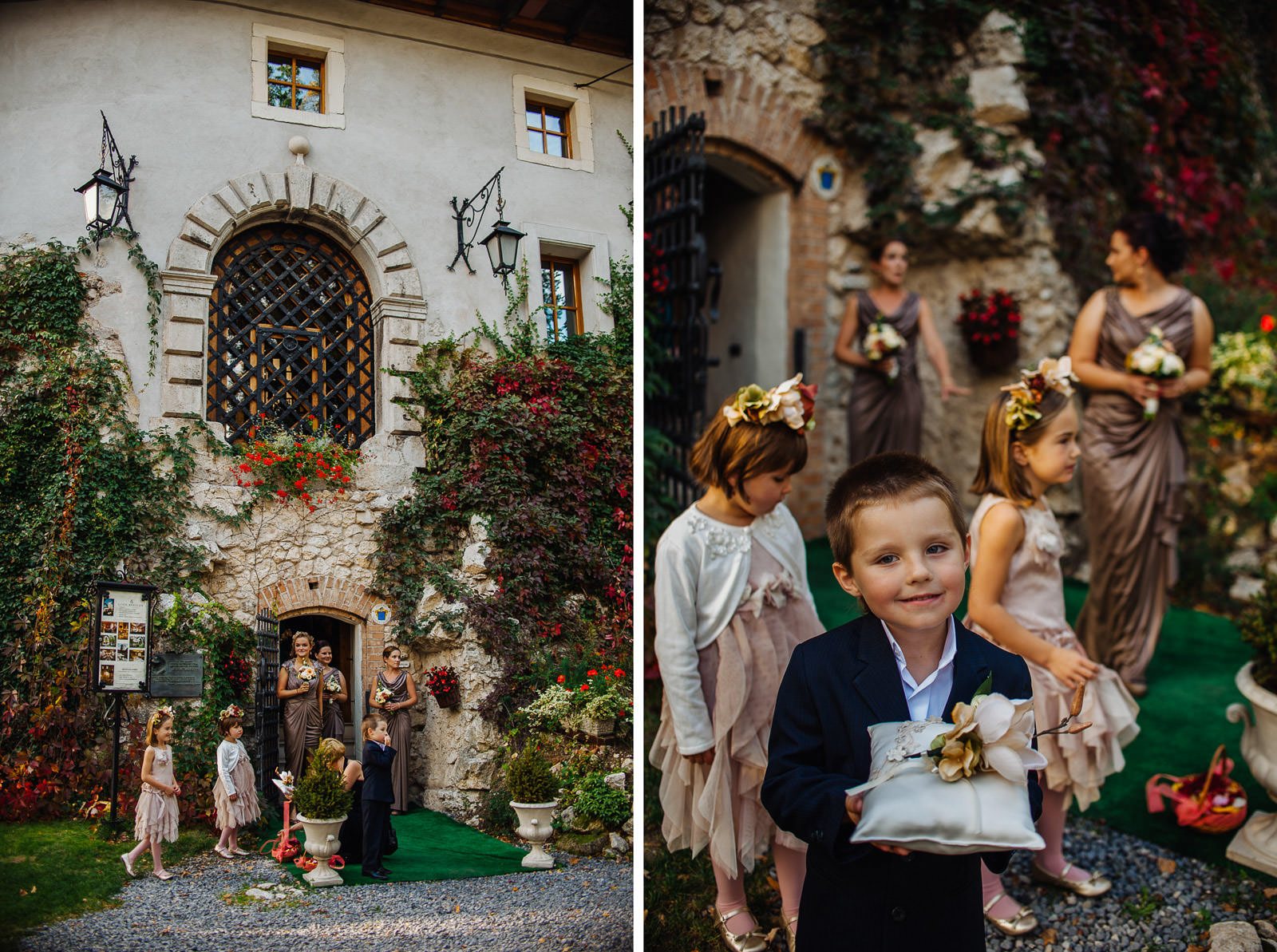 Castle Wedding Photography Korzkiew Poland 38