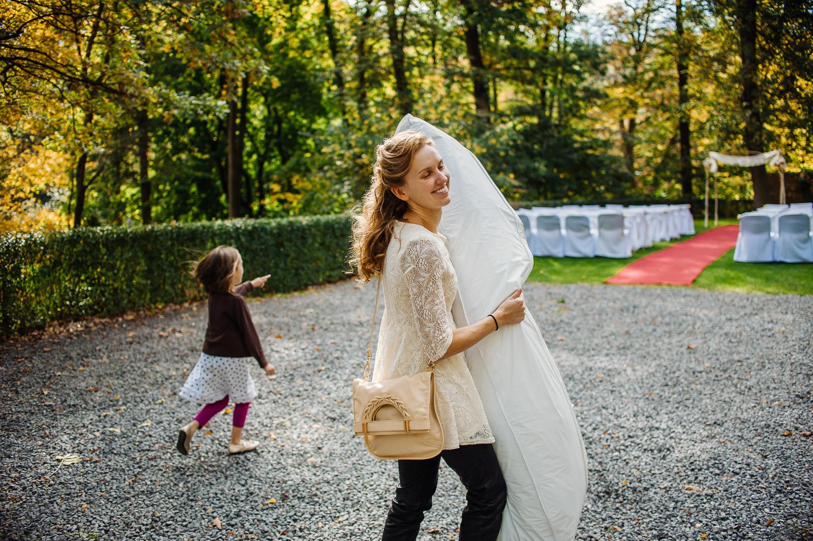 Castle Wedding Photography Korzkiew Poland 4
