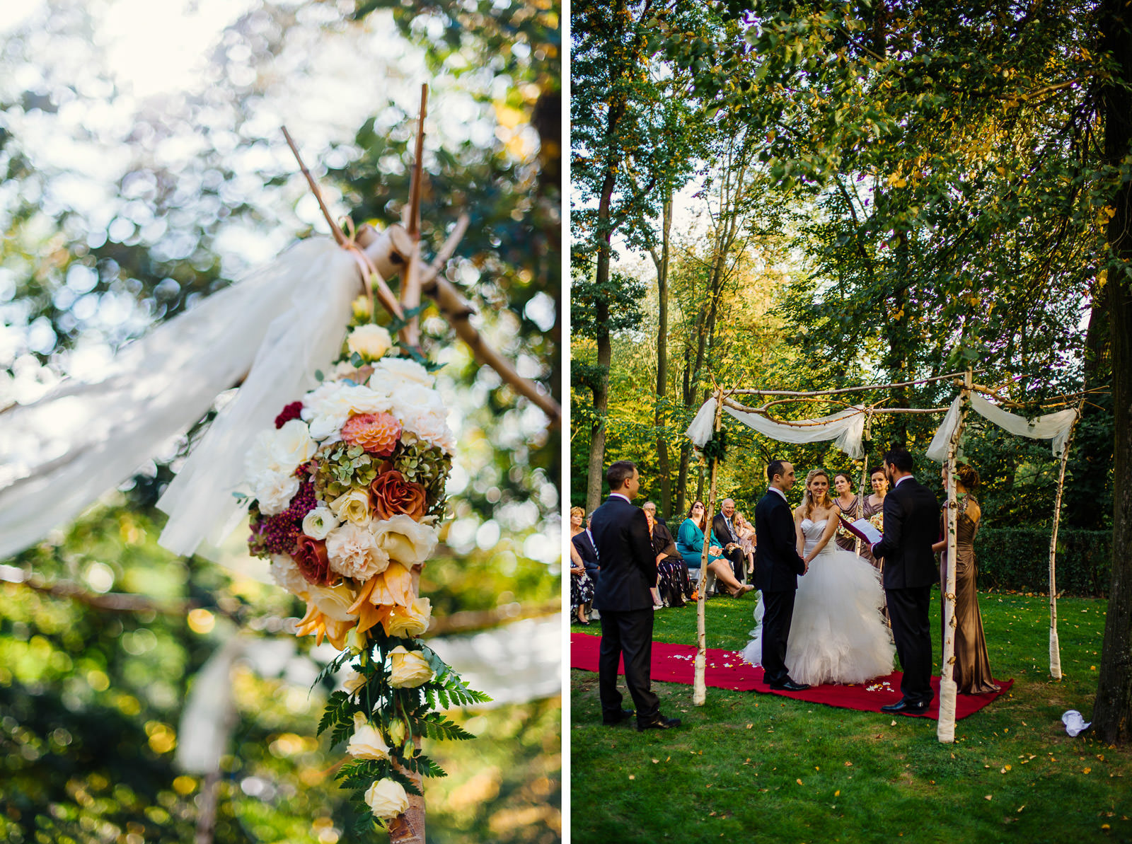 Castle Wedding Photography Korzkiew Poland 52