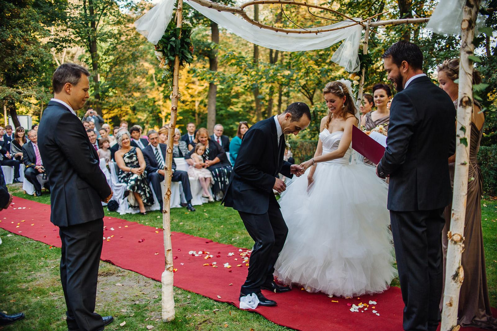 Castle Wedding Photography Korzkiew Poland 63