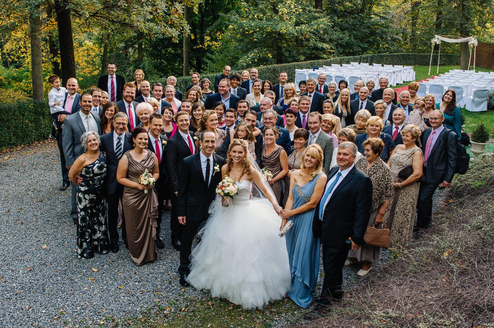 Castle Wedding Photography Korzkiew Poland 68