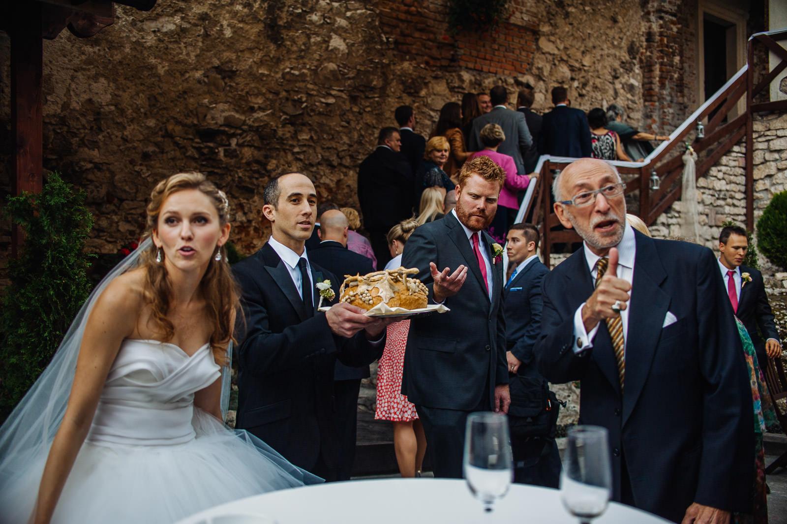 Castle Wedding Photography Korzkiew Poland 78