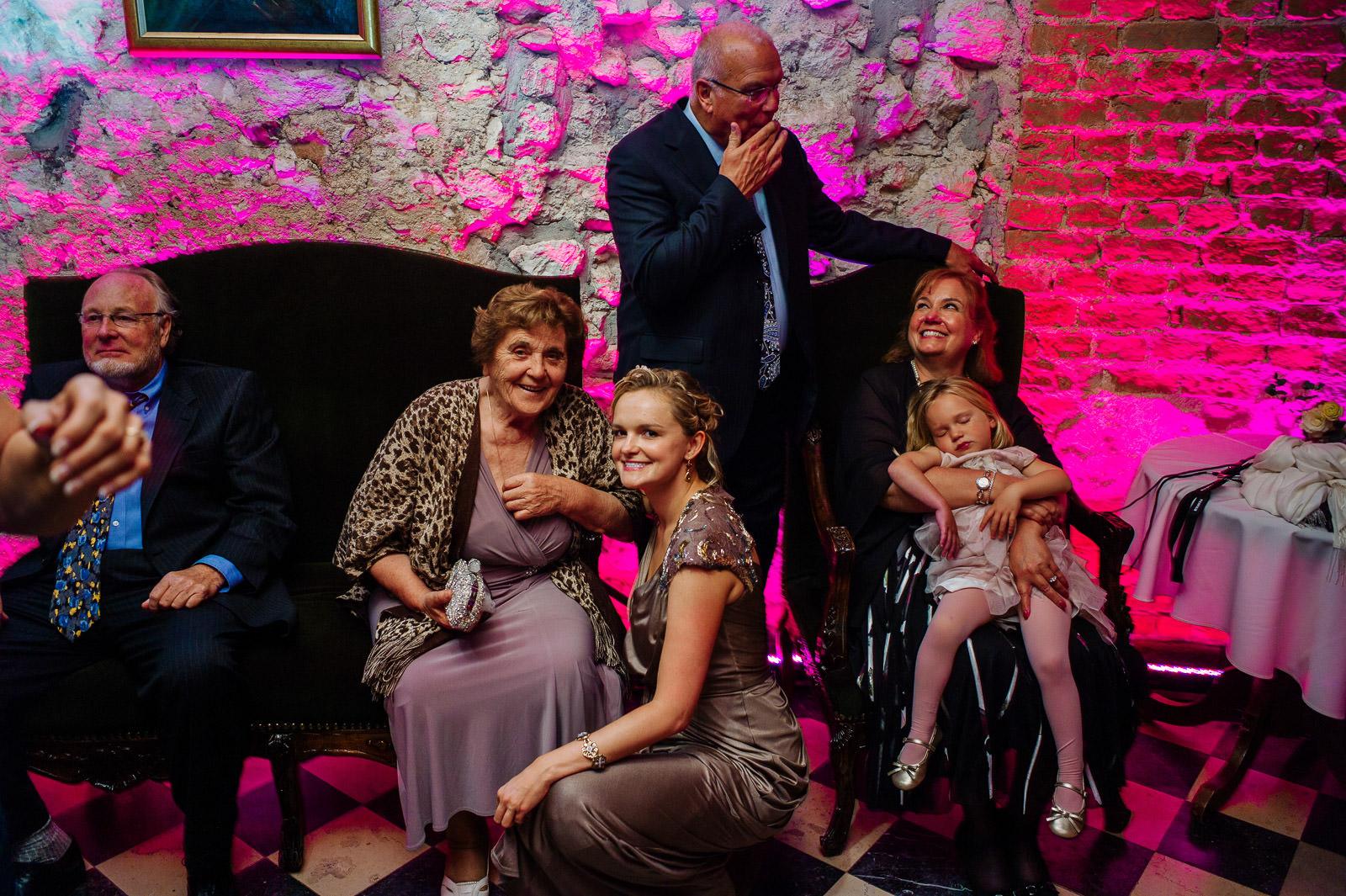 Castle Wedding Photography Korzkiew Poland 98