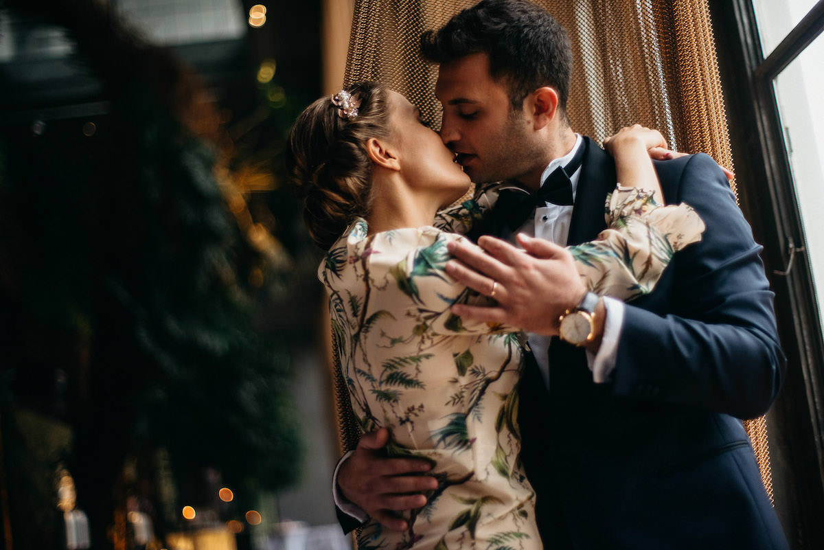 Warsaw Wedding Photographer Belvedere Restaurant Poland 27