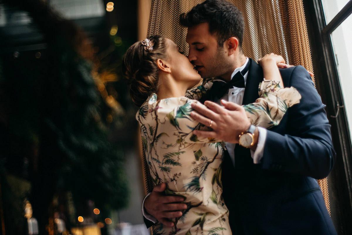 Warsaw Wedding Photographer Belvedere Restaurant Poland 27