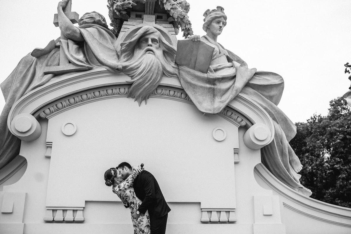 Warsaw Wedding Photographer Belvedere Restaurant Poland 3