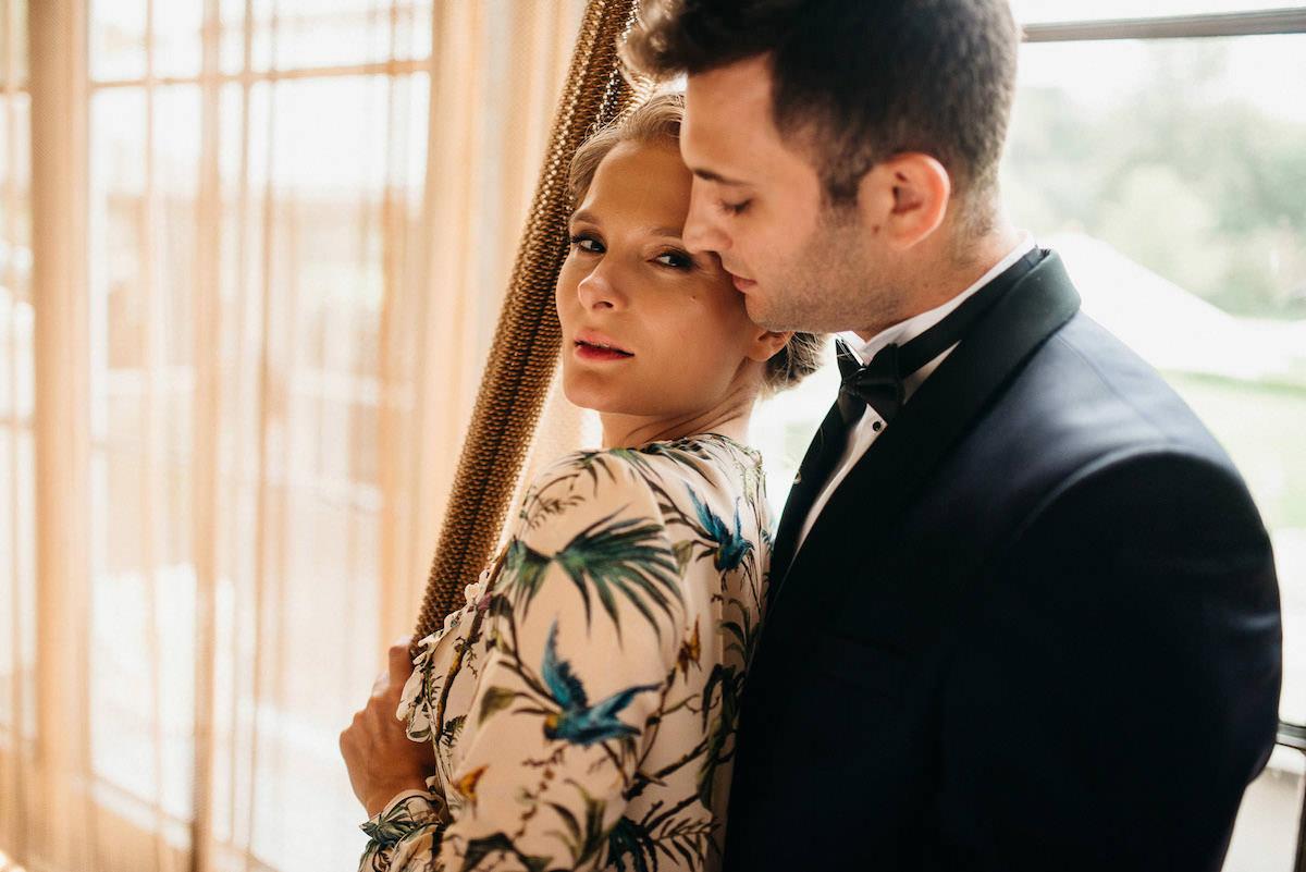 Warsaw Wedding Photographer Belvedere Restaurant Poland 31