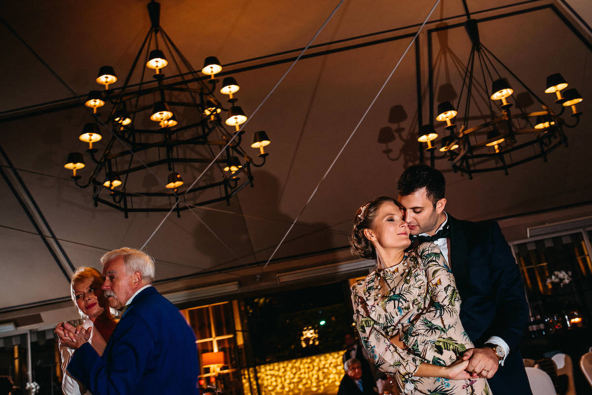 Warsaw Wedding Photographer Belvedere Restaurant Poland 41