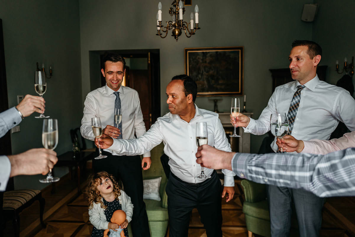 Wedding Photographer Poland Palac Rozalin 19