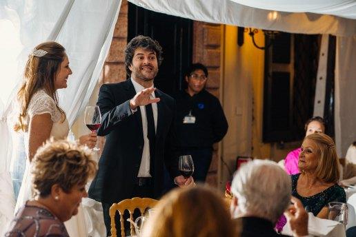 Lake Como wedding coctail