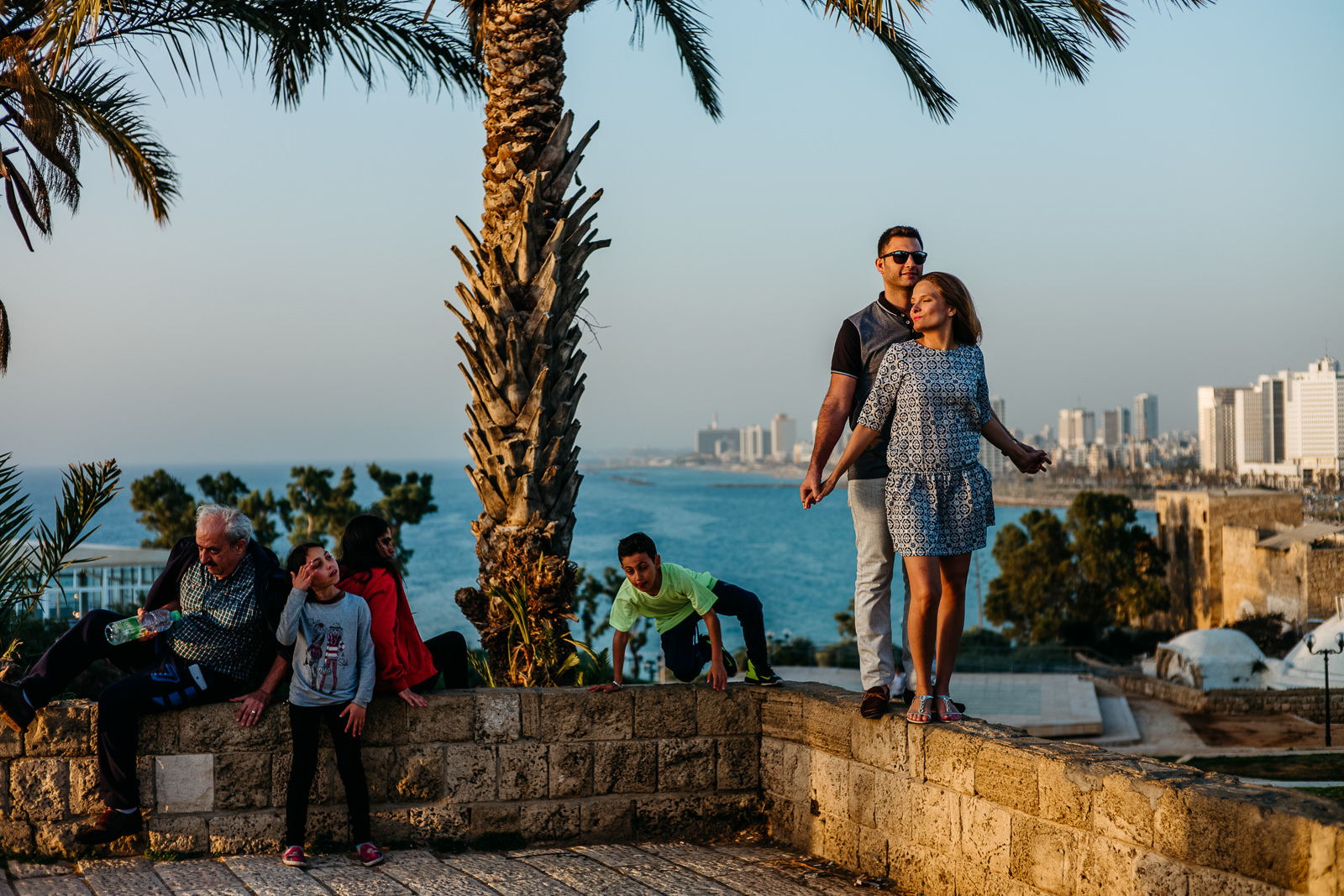 engagement session tel aviv