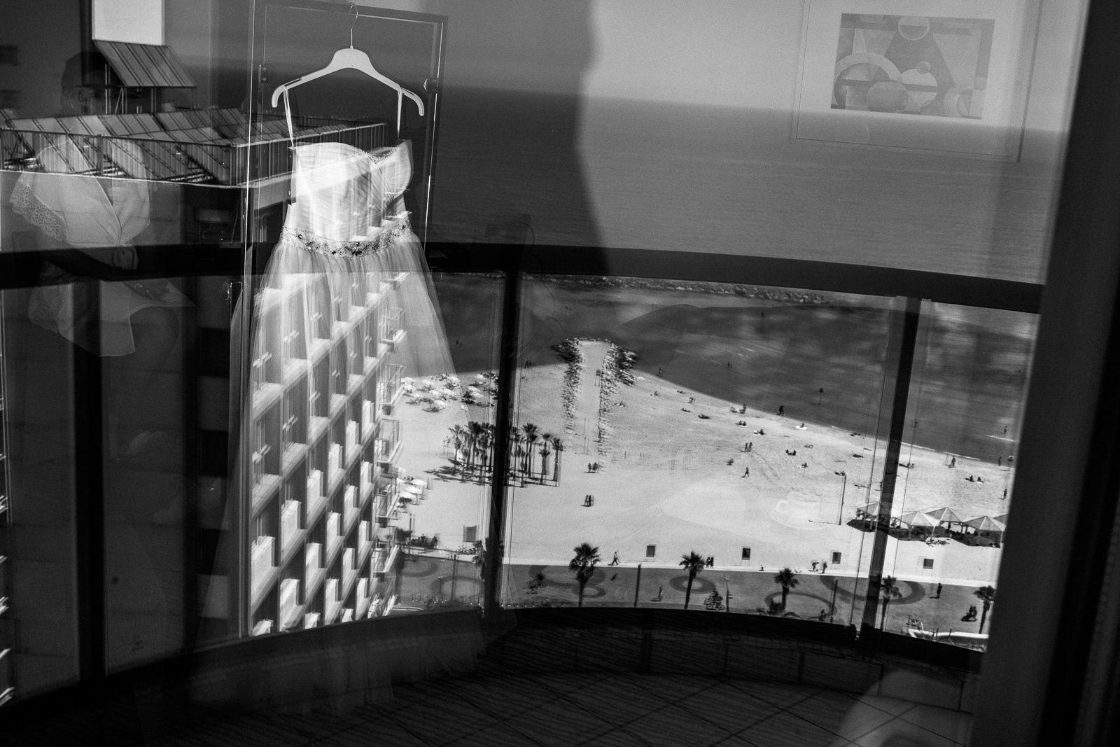 Isrotel hotel tel aviv geting ready