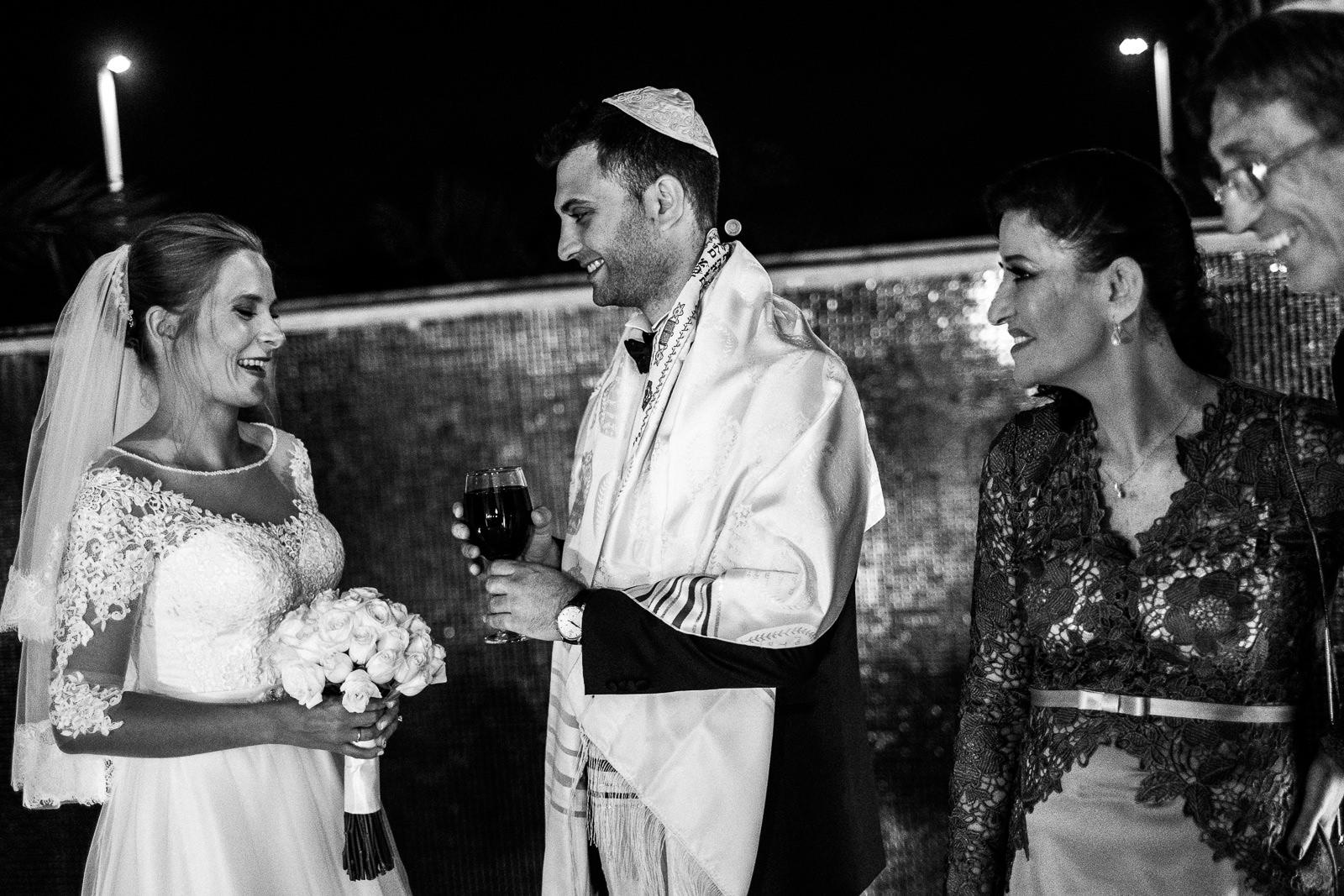 chuppah ceremony israel