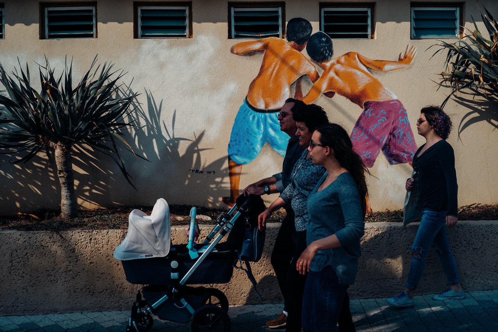 streetphotography telaviv beach 007