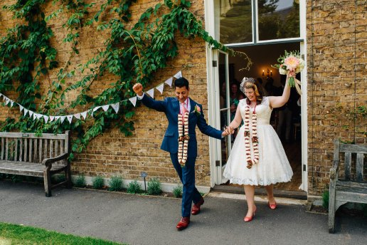 Cambridge Cottage At Kew Gardens Wedding