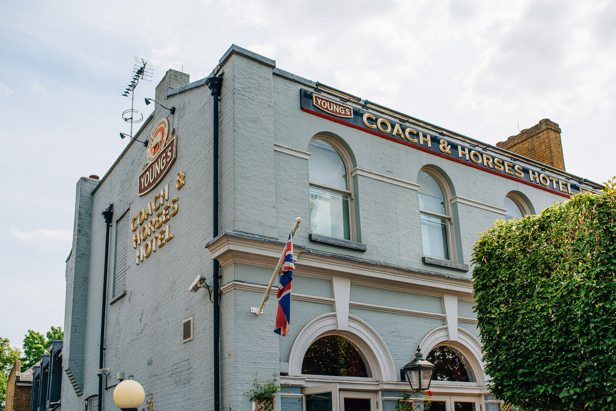 Coach and Horses Hotel