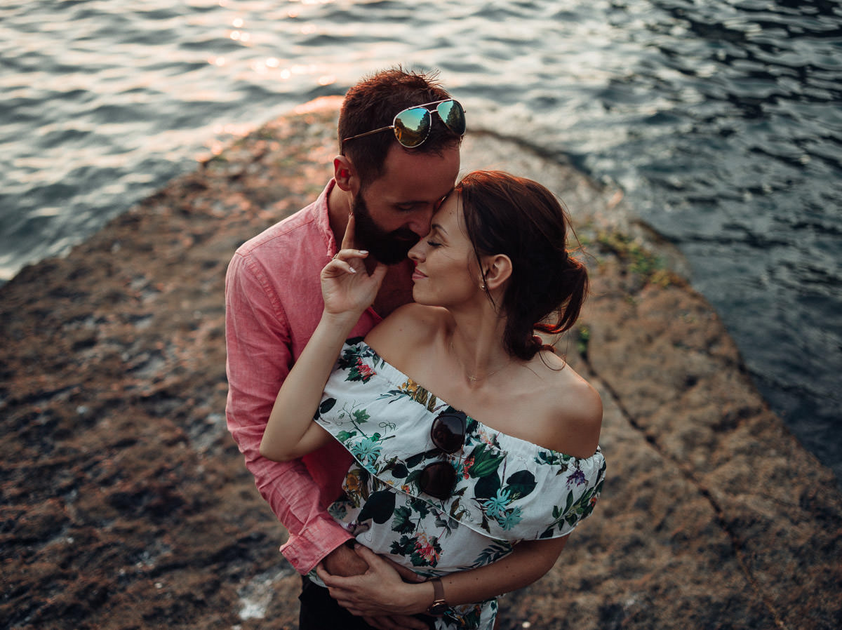 Engagement session Portovenere Italy