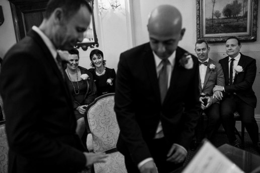 civil partnership WEDDING LONDON