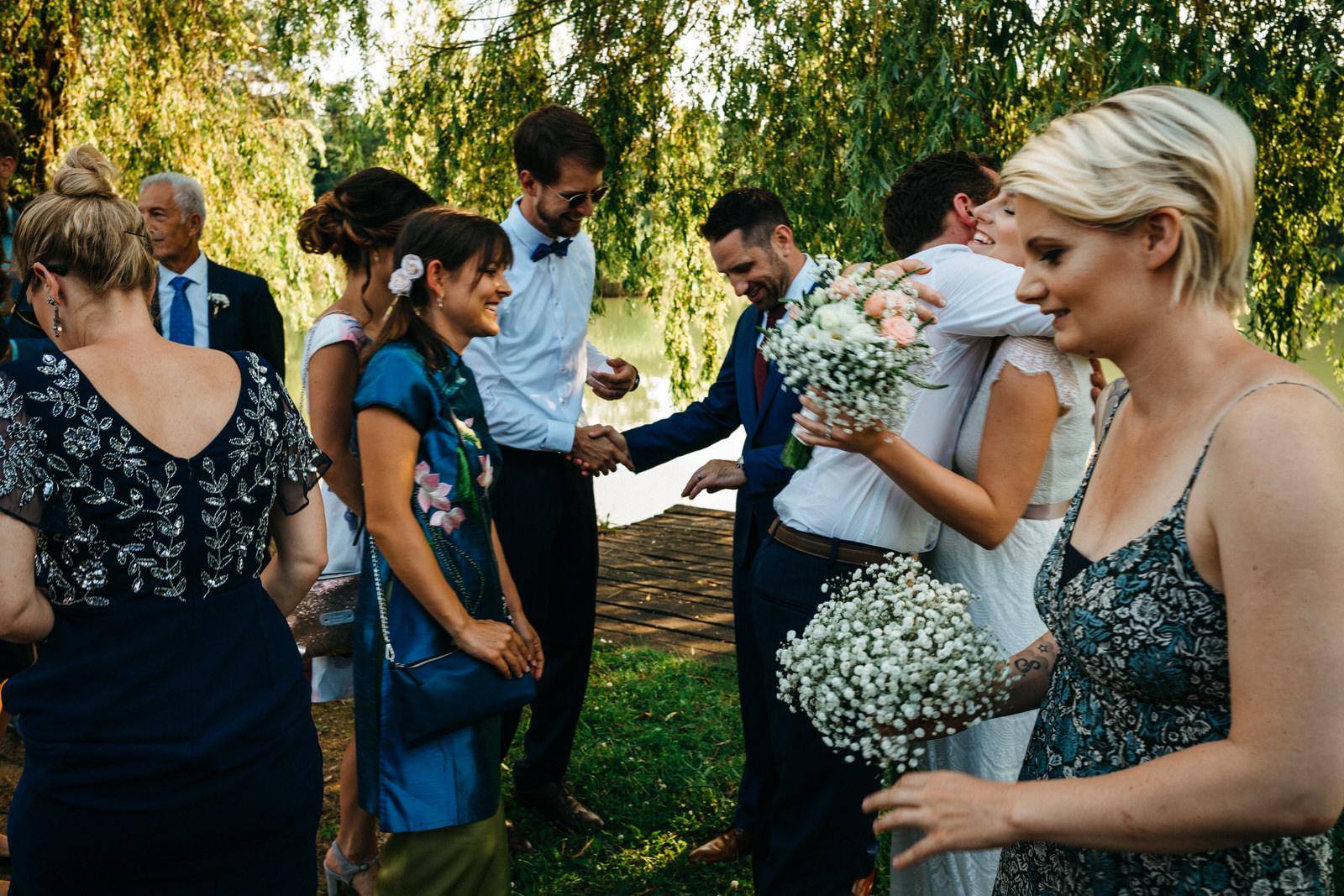 relaxed outdoor wedding 024
