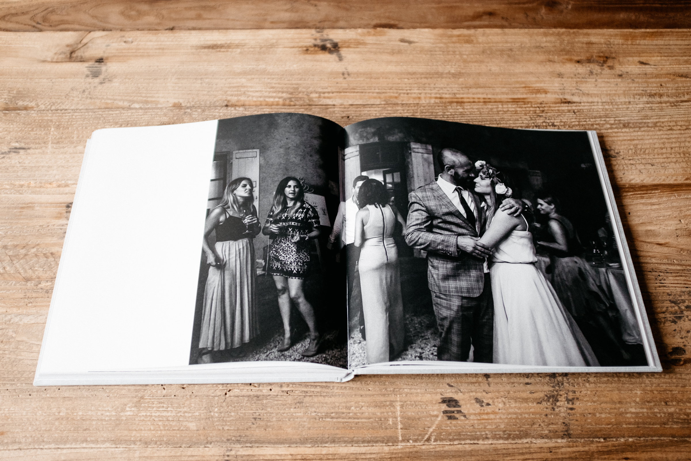 Custom Coffee Table Photo Books